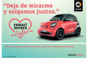 Mercedes-Benz España lanza la fase final de su campaña Smart Lovers