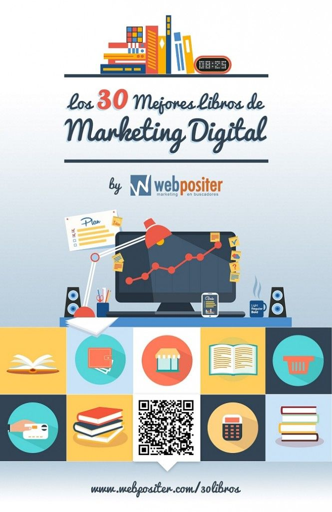 30 libros de marketing digital imprescindibles