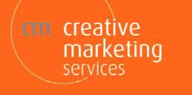 CM Creative Marketing Services.