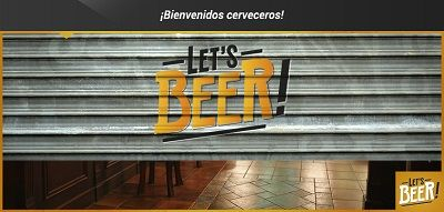Logo Let's Beer