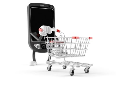 Smartphone shopping.iStock_000012472343XSmall