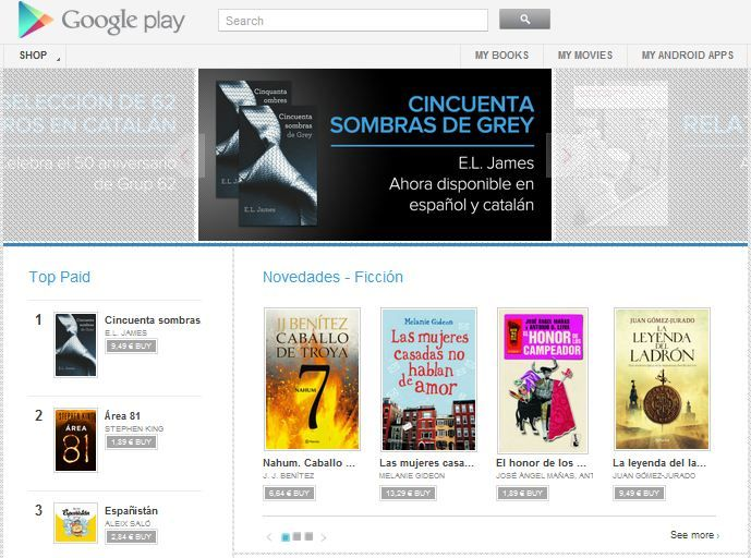 4 libros que Google no quiere que leas