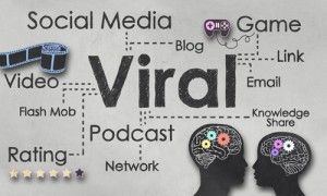 Viral redes sociales